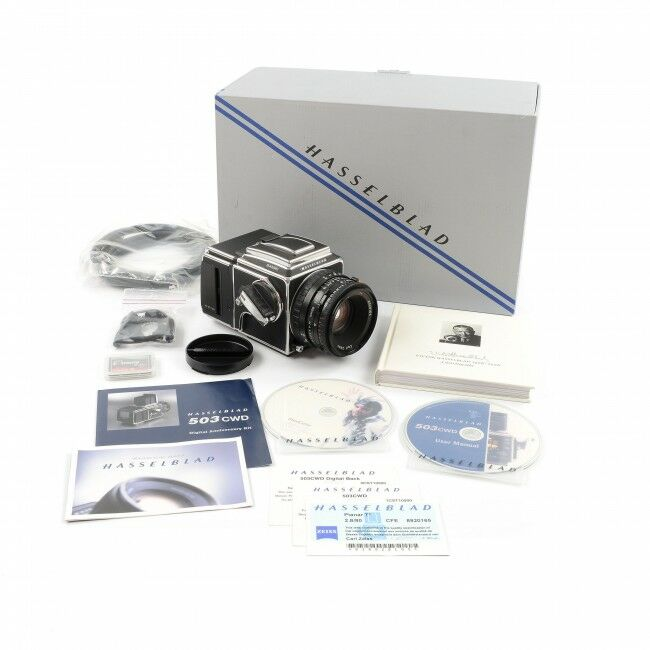 Hasselblad 503CWD Digital Anniversary Kit 500/500 + Box