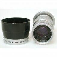 Leica 90mm f4 Elmar + IUFOO Hood