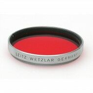 Leica E41 Red Filter Chrome + Box