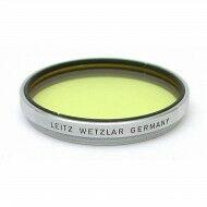Leica E48 Filter Yellow 1 + Box