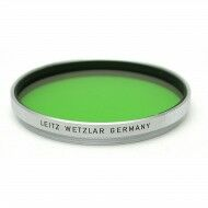 Leica E58 Green Filter Chrome