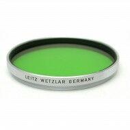 Leica E58 Green Filter Chrome