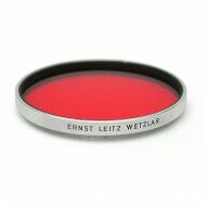 Leica E58 Red Filter Chrome