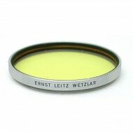 Leica E58 Yellow 1 Filter Chrome