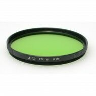 Leica E77 Yellow-Green Filter Black + Box