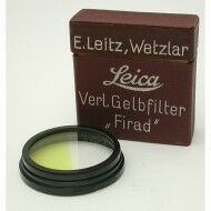 Leica FIRAD A36 Graduated Filter Yellow + Box