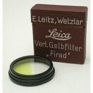 Leica FIRAD A36 Graduated Filter Yellow + Box