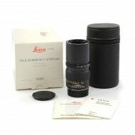 Leica 135mm f4 Tele-Elmar-M + Box