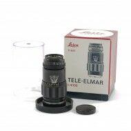 Leica 135mm f4 Tele-Elmar + Box