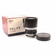 Leica 200mm f4 Telyt + Box