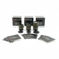 Leica 28mm + 50mm + 90mm Summicron-M Safari Lens Set + Box