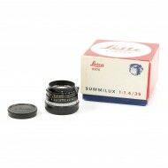 Leica 35mm f1.4 Summilux + Box