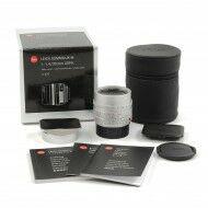 Leica 35mm f1.4 Summilux-M ASPH Silver FLE MK II + Box