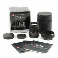 Leica 50mm f1.4 Summilux-M ASPH Limited Edition Matt Black + Box