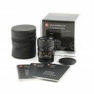 Leica 50mm f1.4 Summilux-M ASPH Black 6-Bit + Box