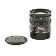 Leica 50mm f1.4 Summilux-M Millennium Black Paint