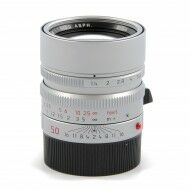 Leica 50mm f1.4 Summilux-M ASPH Silver