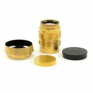 Leica 50mm f1.4 Summilux-M ASPH SC Asset Full Brass Rare