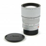 Leica 90mm f2 APO-Summicron-M ASPH Silver