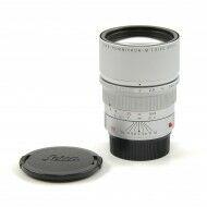 Leica 90mm f2 APO-Summicron-M ASPH Silver 6-Bit