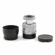 Leica 90mm f4 Macro-Elmar-M Silver 6-Bit