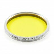 Leica E43 Yellow 1 Filter Chrome