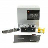 Leica M-A Silver + Box