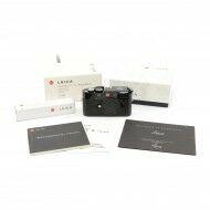 Leica M6 0.85 TTL Black Paint Øresundsbron Edition + Box