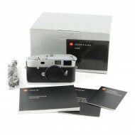 Leica M7 Silver à la Carte 0.72 + Box