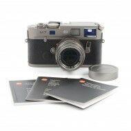 Leica M7 Titanium + 50mm APO-Summicron-M Titanium