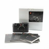 Leica M9 Black Paint New Sensor + Box