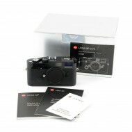 Leica MP 0.72 Black Paint + Box