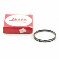 Leica Series VI UVa Filter + Box