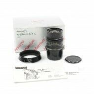 Mamiya 65mm f4 L Lens + Box For 7 / 7 II