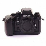 Nikon F4 + MF-23 Back