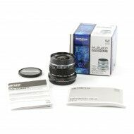 Olympus M. Zuiko Digital 12mm f2 ED MSC Lens Black + Box
