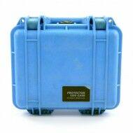 Pelican 1200 Protector Case Blue